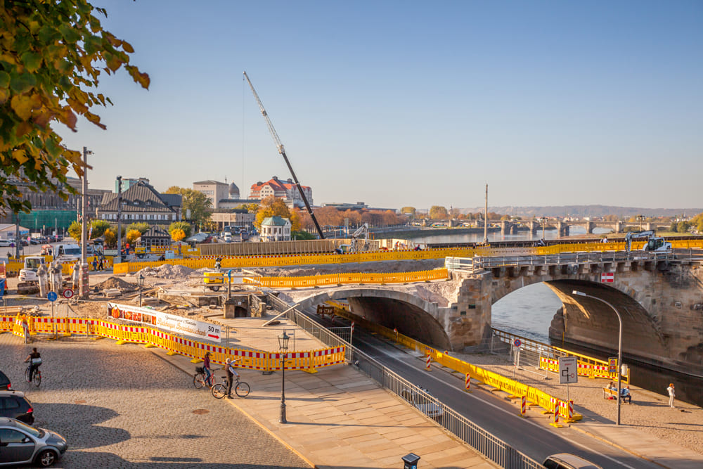 Construction de pont